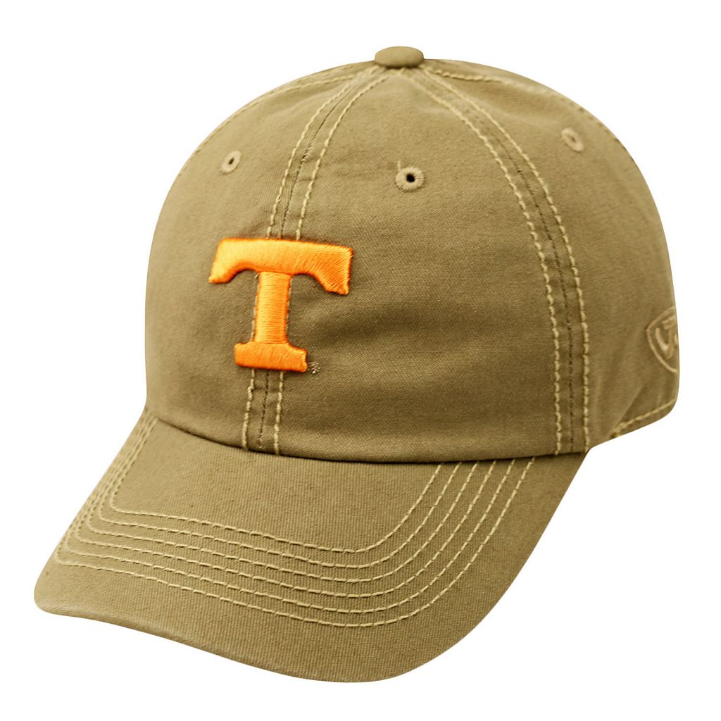 Youth Top Of The World Tennessee Volunteers Crew Baseball Cap