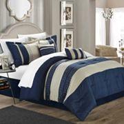 Carlton 10 pc Reversible Bed Set