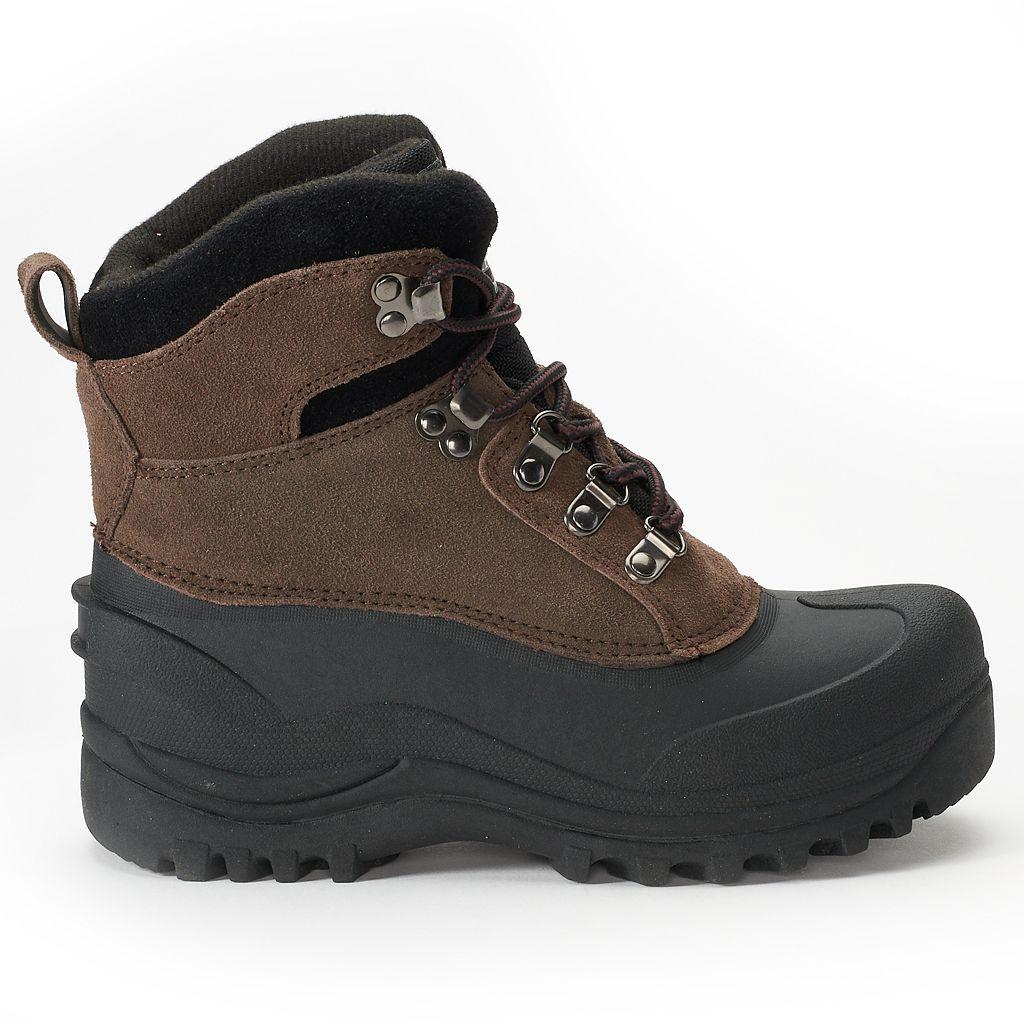 Itasca Ice Breaker Kids' Waterproof Winter Boots