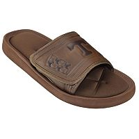 Adult Tennessee Volunteers Memory Foam Slide Sandals