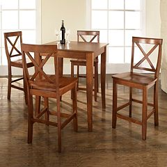 Crosley Furniture 5-piece Cabriole Dining Set