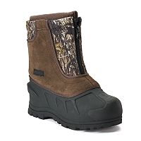 Itasca Snow Stomper Boys' Waterproof Winter Boots