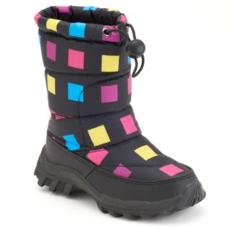 Itasca Snow Scamp Toddler Girls' Waterproof Winter Boots
