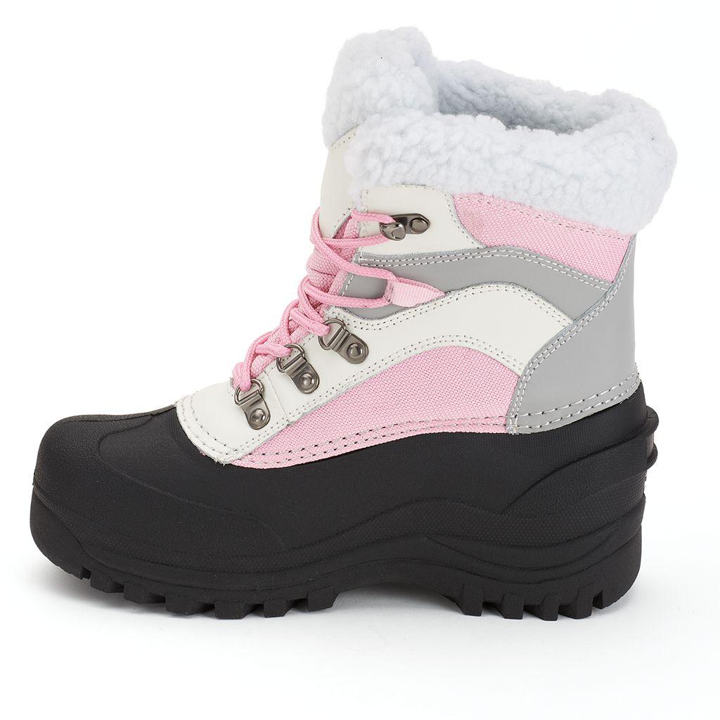 Itasca Sleigh Bell Girls' Waterproof Winter Boots