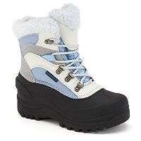 Itasca Sleigh Bell Girls' Waterproof Winter Boots
