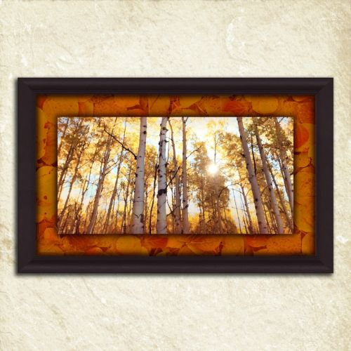 ''Autumn Wonder'' Framed Wall ...