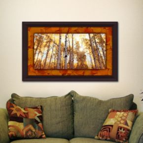 ''Autumn Wonder'' Framed Wall Art