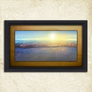 ''Personal Paradise'' Framed Wall Art