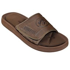 Adult Iowa Hawkeyes Memory Foam Slide Sandals