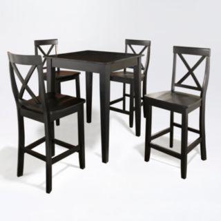 Crosley Furniture 5-piece Tapered Leg Dining Set