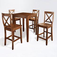 Crosley Furniture 5 pc Tapered Leg Dining Set
