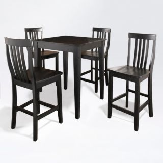 Crosley Furniture 5-piece Dining Set