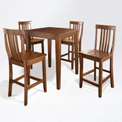 Crosley Furniture 5-piece Dining Set by