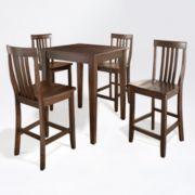 Crosley Furniture 5-piece Dining Set