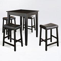 Crosley Furniture 5 pc Stool Dining Set