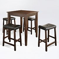 Crosley Furniture 5 pc Stool Dining Set