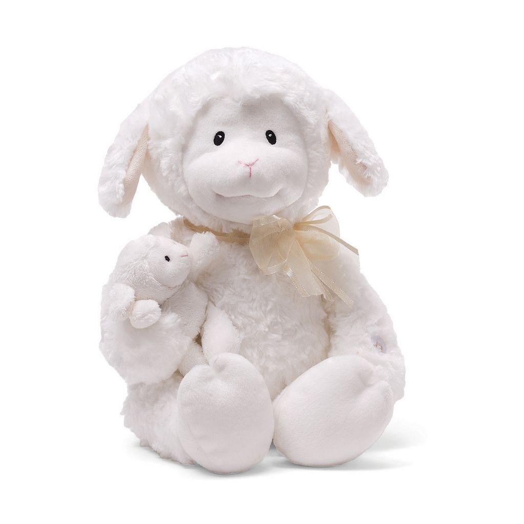 babyGUND Nursery Time Lamb Plush Toy