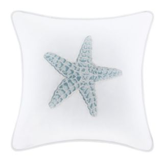 HH Maya Bay Starfish Throw Pillow