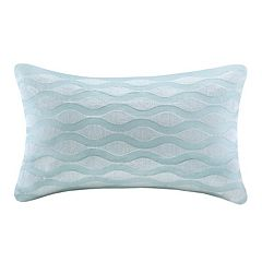 HH Maya Bay Wave Throw Pillow