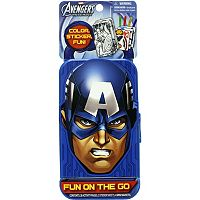 Marvel Avengers Fun On-The-Go Activity Set