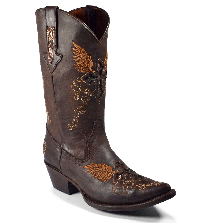 Sale Corkys Vera Cruz Women S Leather Western Boots