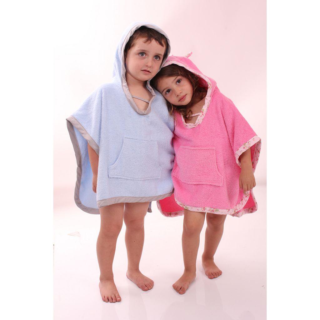 Minene Cuddly Toddler Bath Poncho