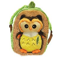 Best Buddy Plush Animal Backpack