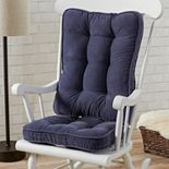 Greendale Home Fashions Boxed Rocker Seat Cushion