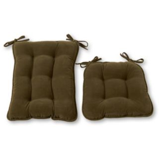Greendale Home Fashions Bound Rocker Seat Cushion
