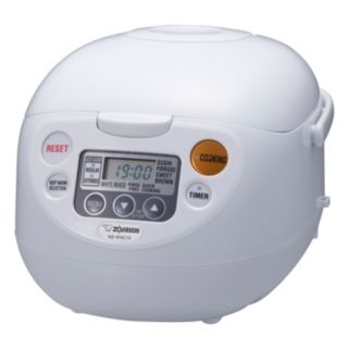 Zojirushi 5.5-cup Rice Cooker and Warmer
