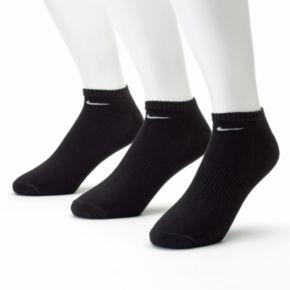 Men's Nike 3-pk. No-Show Performance Socks