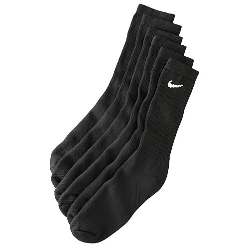 Men's Nike 6-pk. Crew Performance Socks