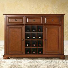 Crosley Furniture Alexandria Cabinet