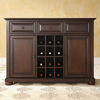 Crosley Furniture Alexandria Cabinet