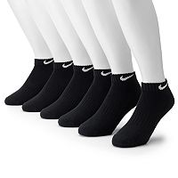 Men's Nike 6 pkLow-Cut Performance Socks