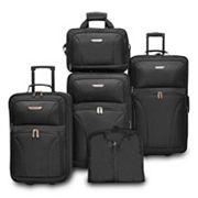 Traveler's Choice Versatile 5 pc Luggage Set