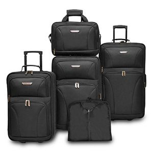8ae1a6fc9 Prodigy Forest Park 5-Piece Luggage Set. (76). Sale