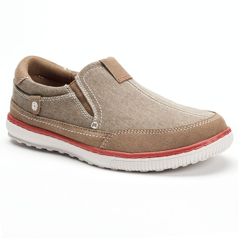 Mens Lightweight Canvas Shoes