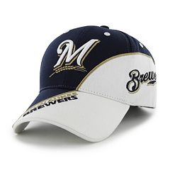 Youth '47 Brand Milwaukee Brewers Avalanche Adjustable Cap