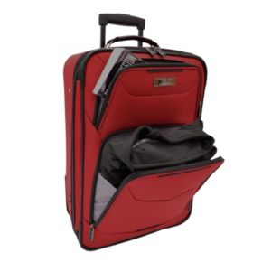US Traveler Bridgetown 3-Piece Luggage Set