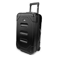 US Traveler Long Haul 24-Inch Hardside Spinner Luggage
