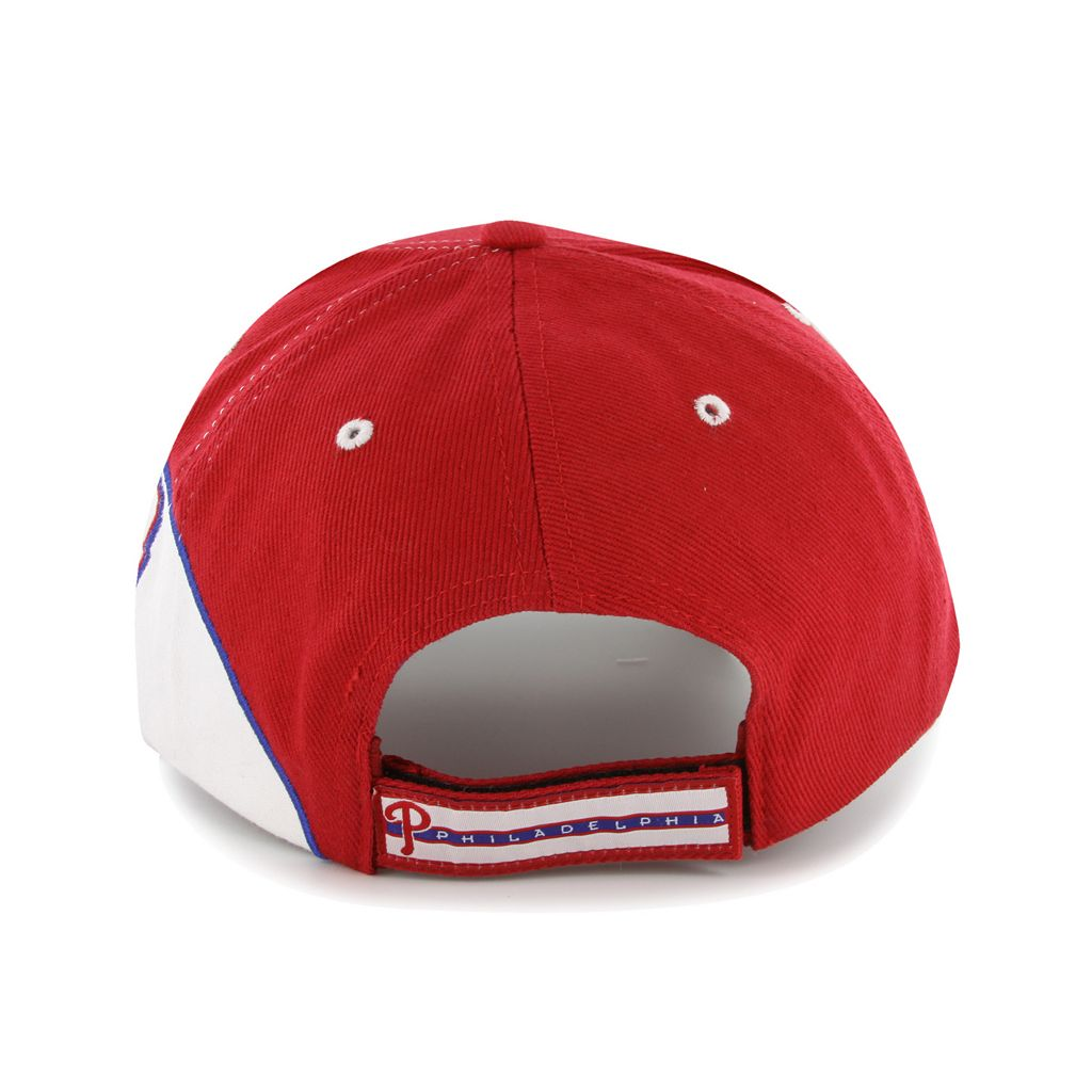 Youth '47 Brand Philadelphia Phillies Avalanche Adjustable Cap