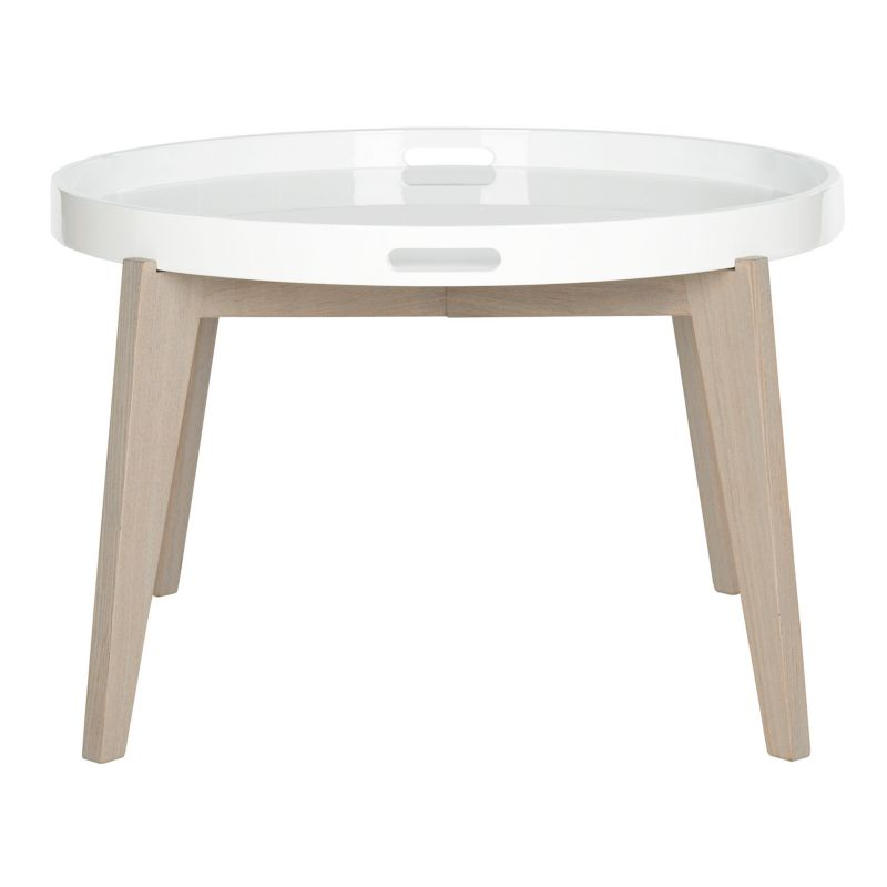 Safavieh Echo End Table, Grey
