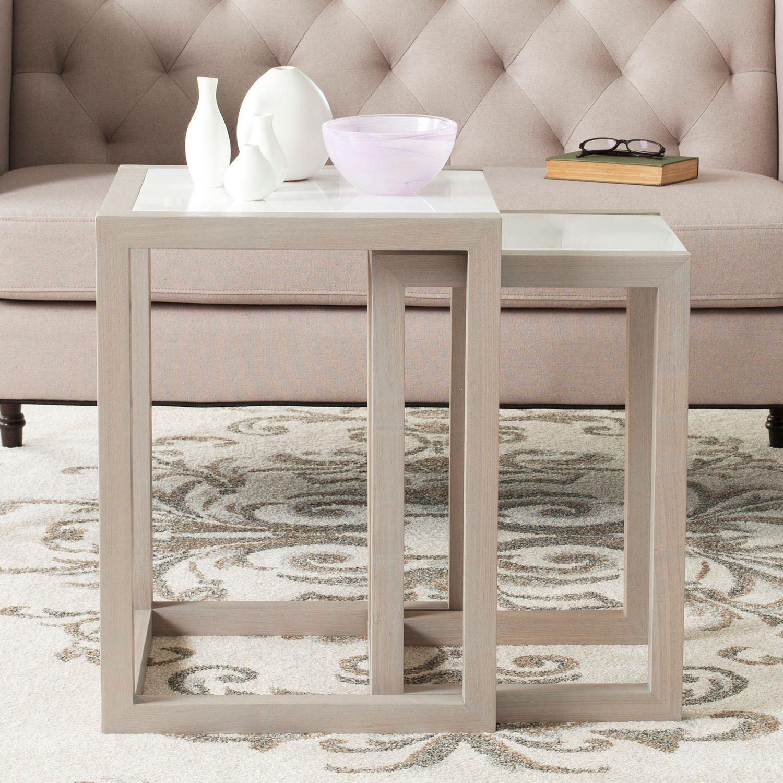 Genial Safavieh Wolcott Side Table. Sale