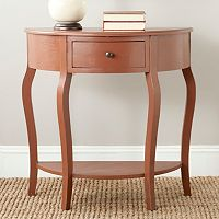 Safavieh Jan Demilune Console Table