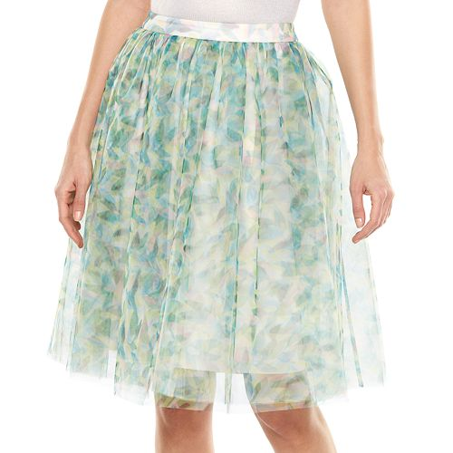 LC Lauren Conrad Skirts   Disney Cinderella Lc Lauren