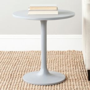 Safavieh Nate Round End Table
