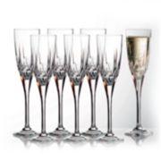 Royal Doulton 6-pc. Crystal Belvedere Flute Set