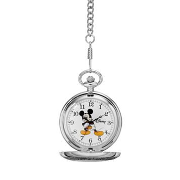 Disney's Mickey Mouse Men's Pocket Watch