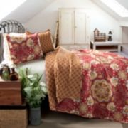 Lush Decor Addington 3-pc. Reversible Quilt Set
